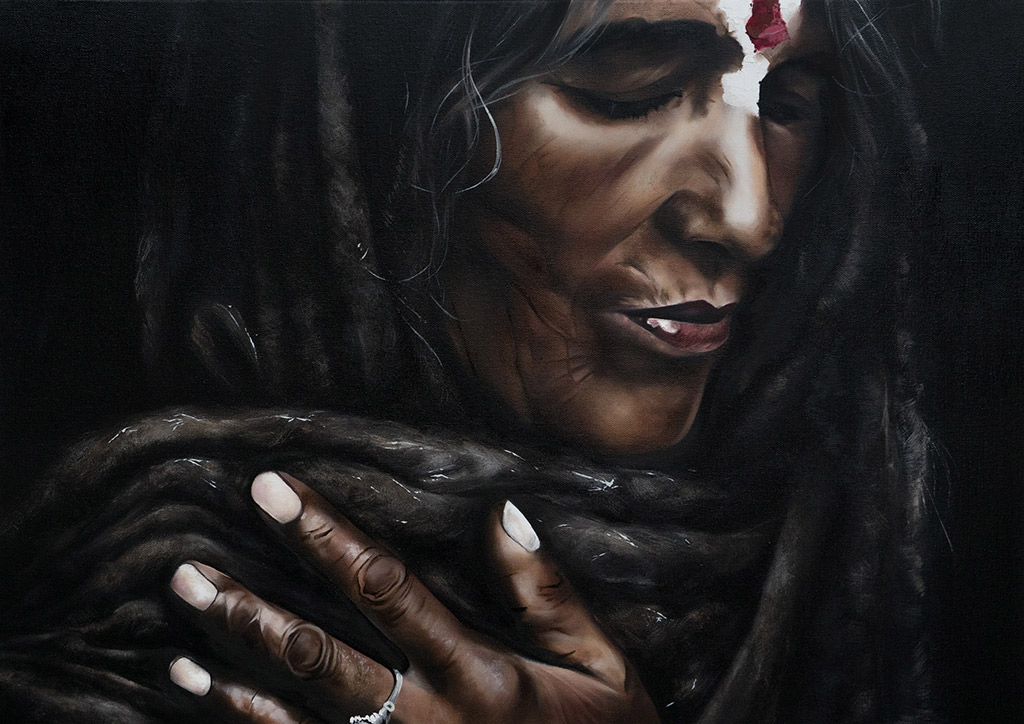 Apache Galerie Tableau Inde et spiritualite