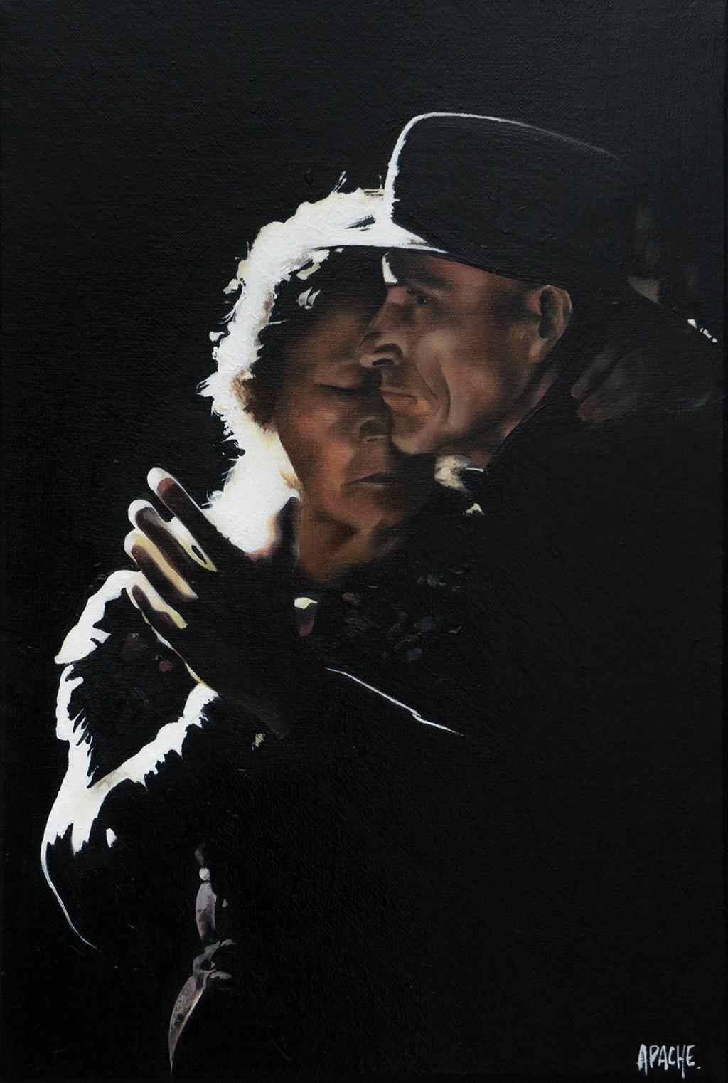 Apache Galerie Tableau Tango