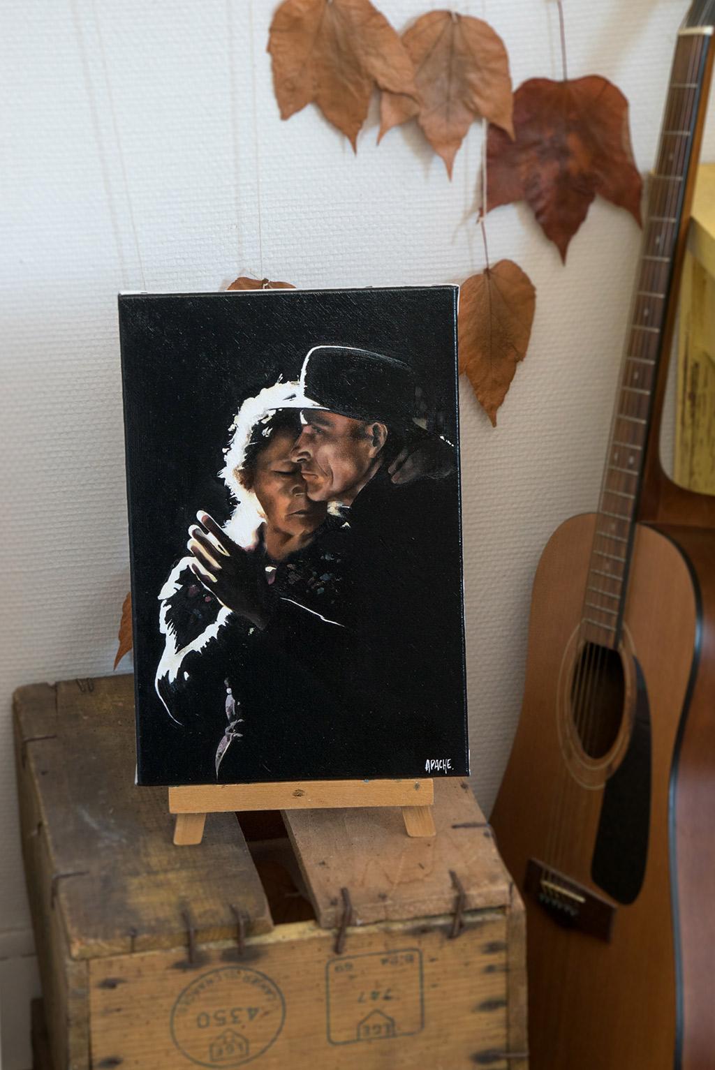 Apache Galerie Tango